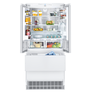 Iebūvējams ledusskapis, Liebherr / 203 cm