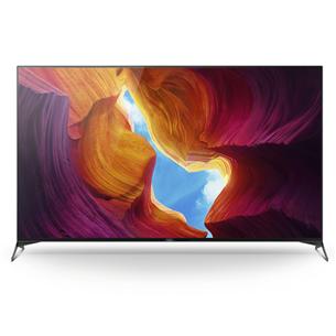 55'' Ultra HD 4K LED televizors, Sony KD55XH9505BAEP