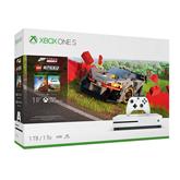 Gaming console Microsoft Xbox One S (1 TB) + Forza Horizon 4