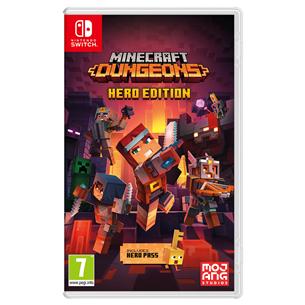Spēle priekš Nintendo Switch, Minecraft Dungeons Hero Edition