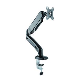 Monitor desk mount Essentials Single Gaslift (13-27'') 4897076692781