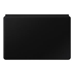 Apvalks ar klaviatūru priekš Galaxy Tab S7, Samsung EF-DT870UBEGEU