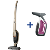 Vacuum cleaner and window cleaner, Electrolux