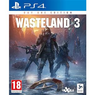 Spēle priekš PlayStation 4, Wasteland 3 4020628733575
