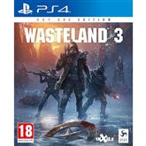 PS4 game Wasteland 3