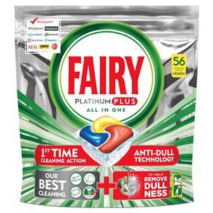 Таблетки для посудомоечной машины Fairy 56 шт 8001090992383