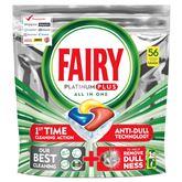 Tabletes trauku mazgāšanas mašīnai, Fairy (56 gab)