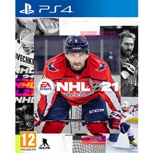 Игра NHL 21 для PlayStation 4 5030935122985