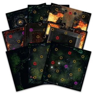 Galda spēle Dark Souls: Darkroot Basin and Iron Keep Expansion 5060453692592