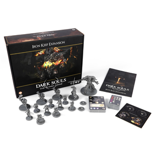 Galda spēle Dark Souls: Iron Keep Expansion