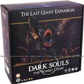Board game Dark Souls: The Last Giant Expansion