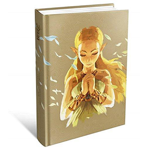 Book The Legend of Zelda: Breath of the Wild Guide 9781911015499