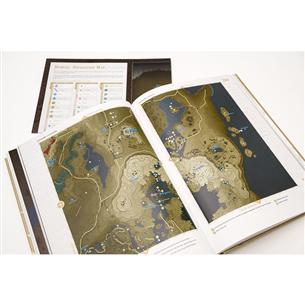 Grāmata The Legend of Zelda: Breath of the Wild Guide