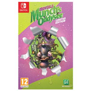 Игра Oddworld: Munch's Oddysee Limited Edition для Nintendo Switch