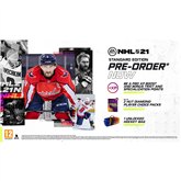 Xbox One / Series X/S game NHL 21