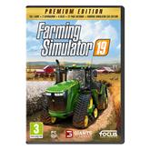PC game Farming Simulator 19 Premium Edition