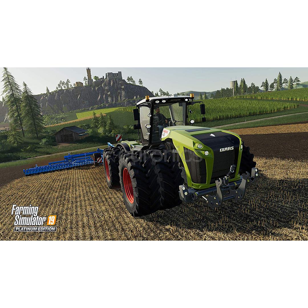 Xbox One / Series X/S game Farming Simulator 19 Premium Edition