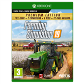 Xbox One / Series X/S game Farming Simulator 19 Premium Edition