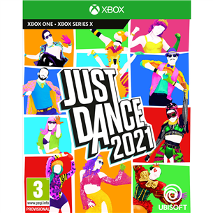 Xbox One / Series X/S game Just Dance 2021
