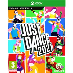 Spēle priekš Xbox One / Series X, Just Dance 2021