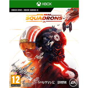 Игра Star Wars: Squadrons для Xbox One