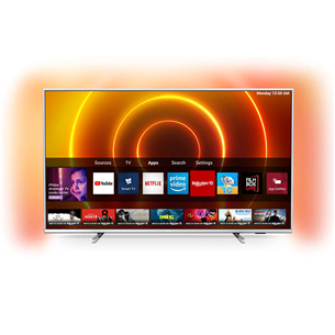 70'' Ultra HD LED LCD-телевизор Philips 70PUS7855/12