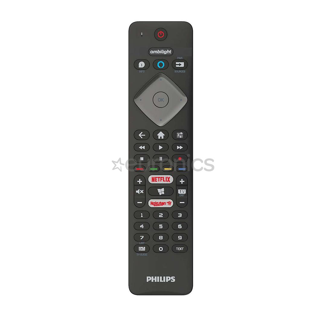 75'' Ultra HD 4K LED LCD televizors, Philips