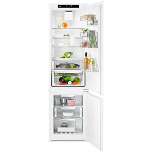 Built-in refrigerator AEG (189 cm) SCE819D8TS