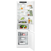 Built-in refrigerator AEG (189 cm)