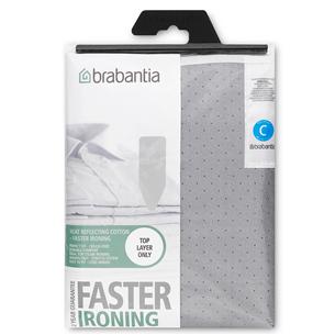 Ironing board cover Brabantia (C, 124 x 45 cm) 134104