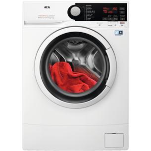 Veļas mazgājamā mašīna, AEG / 6 kg