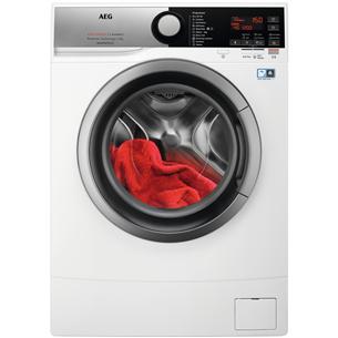 Veļas mazgājamā mašīna, AEG (7 kg)