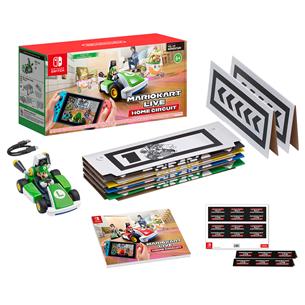 Spēle priekš Nintendo Switch, Mario Kart Live: Home Circuit Luigi
