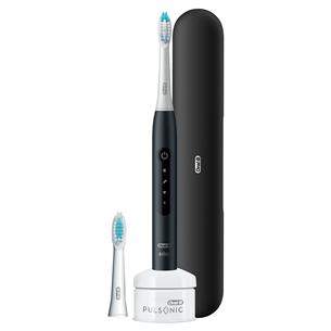 Elektriskā zobu birste Oral-B Pulsonic Slim Luxe 4500, Braun