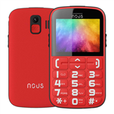 Mobile phone NS2422, Nous