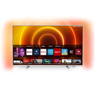 50'' Ultra HD 4K LED LCD televizors, Philips 50PUS7855/12