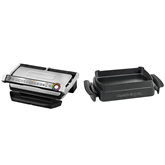 Table grill Tefal Optigrill+XL + Snacking and baking accessory