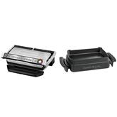 Elektriskais grils Optigrill+XL + Snacking and backing, Tefal