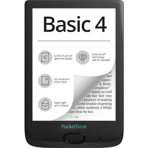 E-grāmata Basic 4, PocketBook