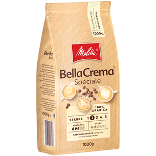 Coffee beans BellaCrema CafeSpeciale, Melitta 008508