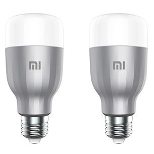 Лампа E27 Mi Smart Bulb, Xiaomi / 2 шт.