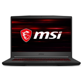 Portatīvais dators GF65 Thin 9SD, MSI