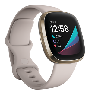 Viedpulkstenis Fitbit Sense FB512GLWT