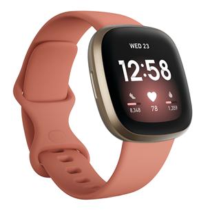 Viedpulkstenis Versa 3, Fitbit FB511GLPK