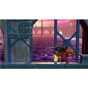 Spēle priekš Nintendo Switch, Trollhunters: Defenders of Arcadia