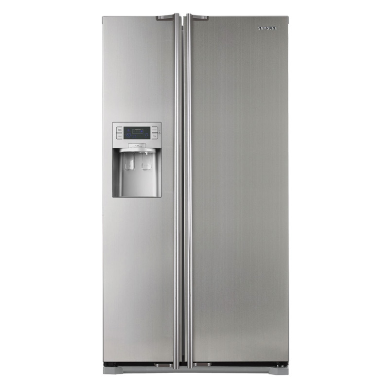 side by side refrigerator samsung rsh5ters1 xeo. Black Bedroom Furniture Sets. Home Design Ideas