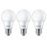3 x LED lamp Philips (E27, 60W)