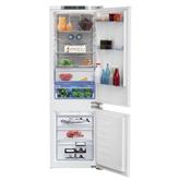Интегрируемый холодильник Beko (178 см)