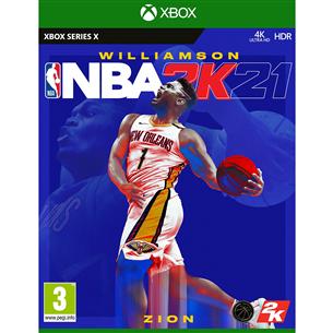 Spēle priekš Xbox Series X, NBA 2K21 XSXNBA2K21