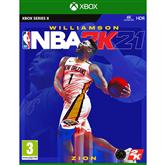 Игра NBA 2K21 для SX